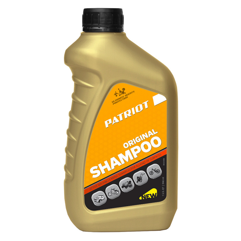 Автошампунь для минимоек PATRIOT ORIGINAL SHAMPOO